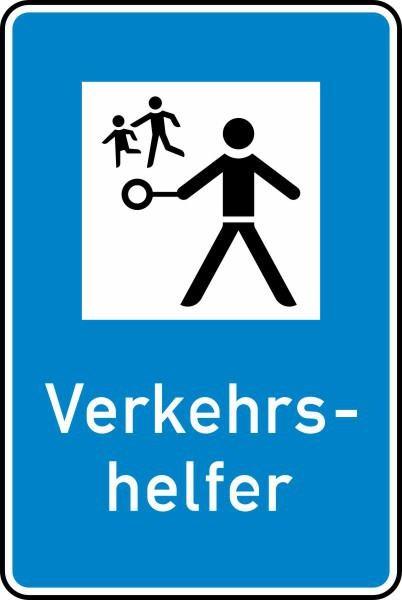 Verkehrshelfer Nr. 356 nach STVO