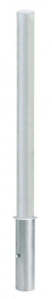 Absperrpfosten CITIRING, Ø76mm, herausnehmbar, ohne Verschluß, zum Einbetonieren