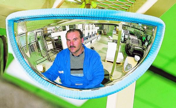 Rückspiegel Vumax Vialux®, in P.A.S.®-Qualität, für vorderen Bereich