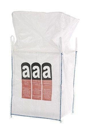 Asbest Big Bag 90x90x110 cm