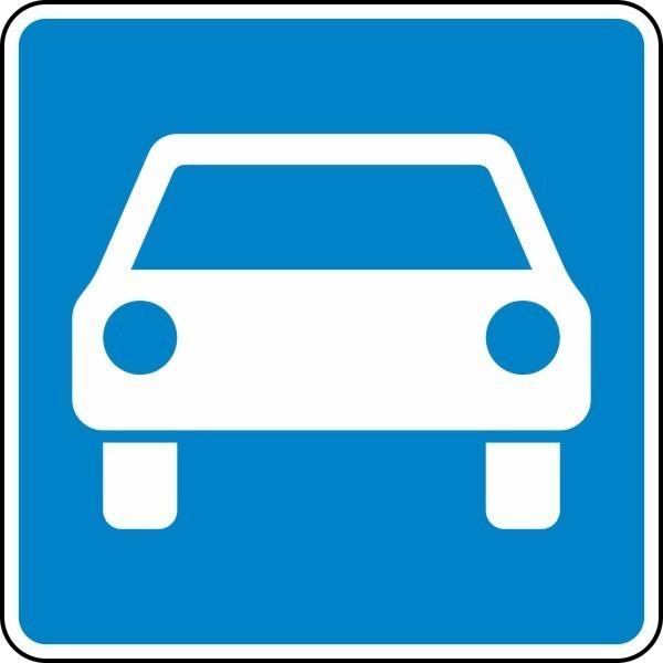 Kraftfahrstraße Nr. 331.1 nach STVO