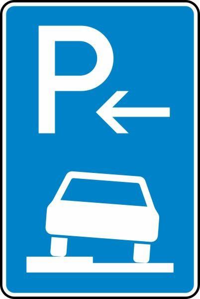 Parken auf Gehwegen Ende Nr. 315-52 nach STVO