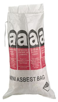 MINI-Asbestbag - PP-BÇÏndchengewebesack 70 x 110 cm