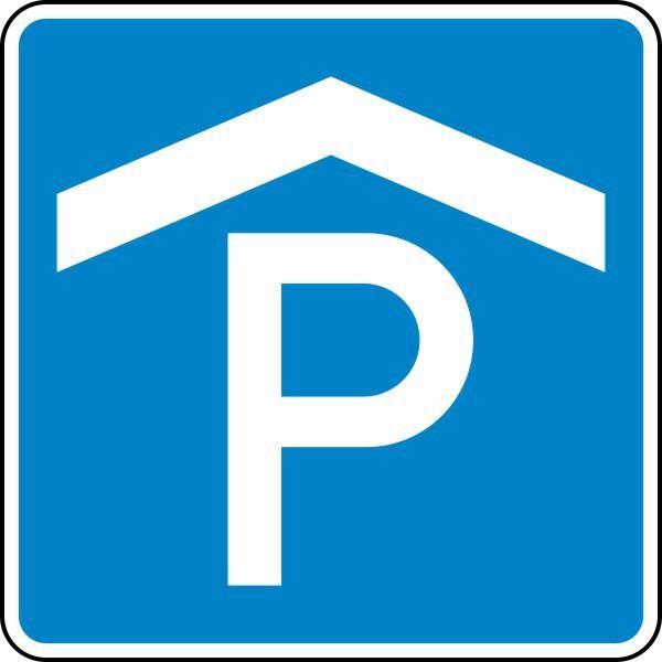 Parkhaus Nr. 314-50 nach STVO