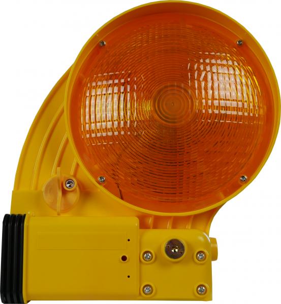 Signalleuchte für TL-Baken mit LED-Technik BASt-geprüft