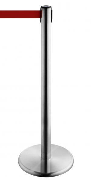 Personenleitsystem FUTURE / GLA45, aus Metall (beschichtet), Gurtlänge/-breite: 2,3m/50mm