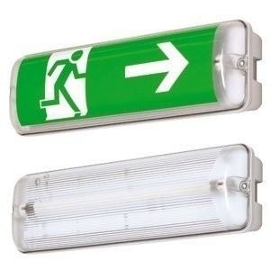 LED-Rettungszeichenleuchte, LED-Notleuchte V-LUX CLASSIC