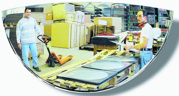 Rückspiegel Vumax Vialux®, in Polymir®-Qualität, für hinteren Bereich